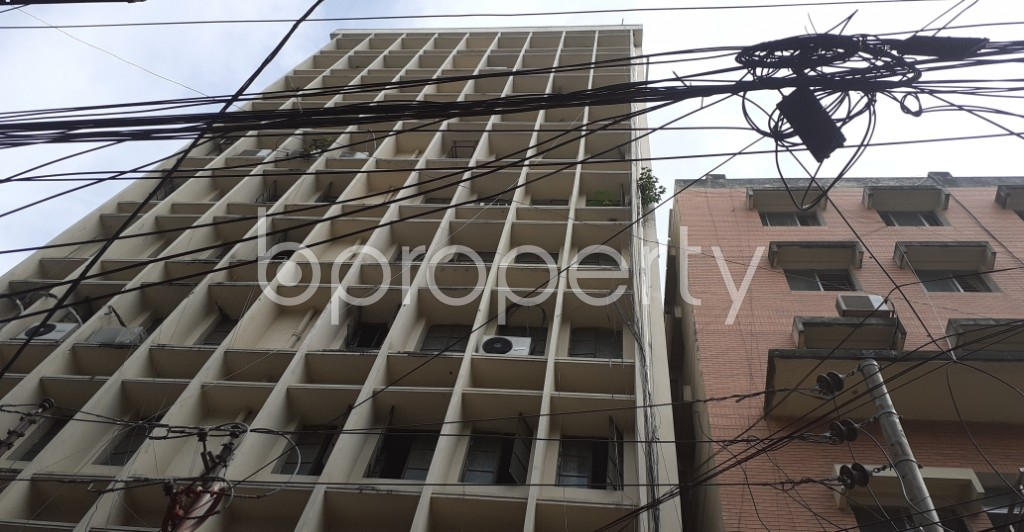 Front view - Office to Rent in Motijheel, Dhaka - 1944275