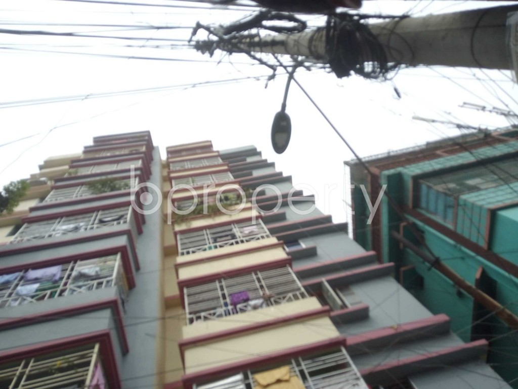 Front view - 2 Bed Apartment for Sale in Sutrapur, Dhaka - 1944279