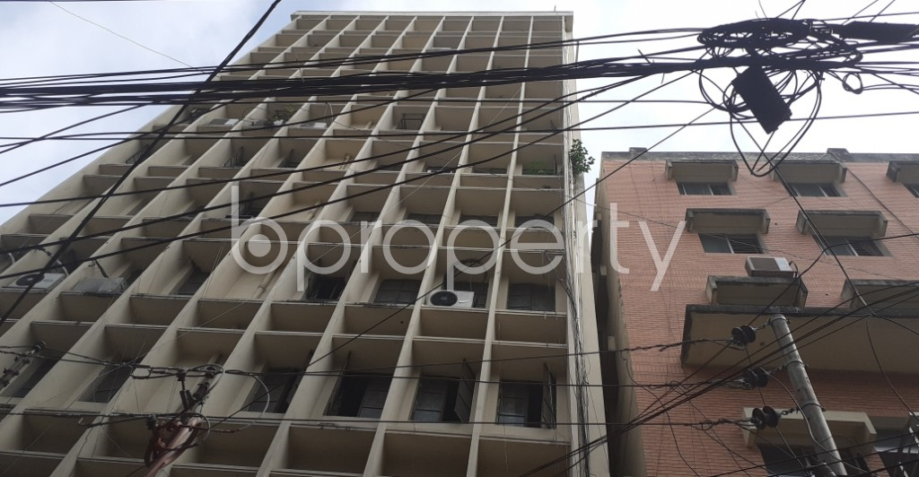 Front view - Office to Rent in Motijheel, Dhaka - 1944276