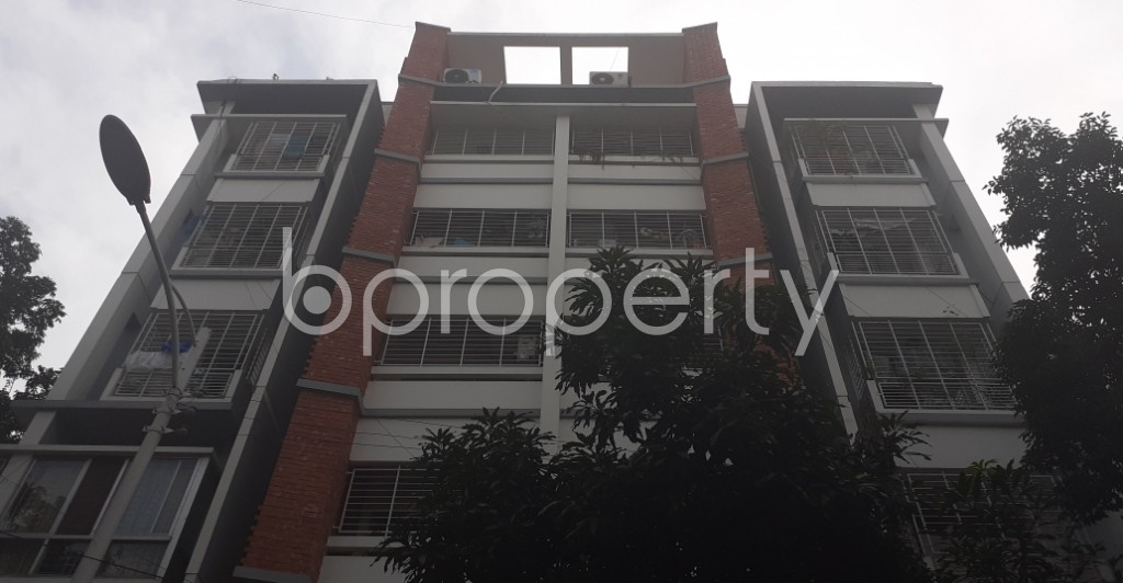 Front view - 3 Bed Apartment for Sale in Uttara, Dhaka - 1944290