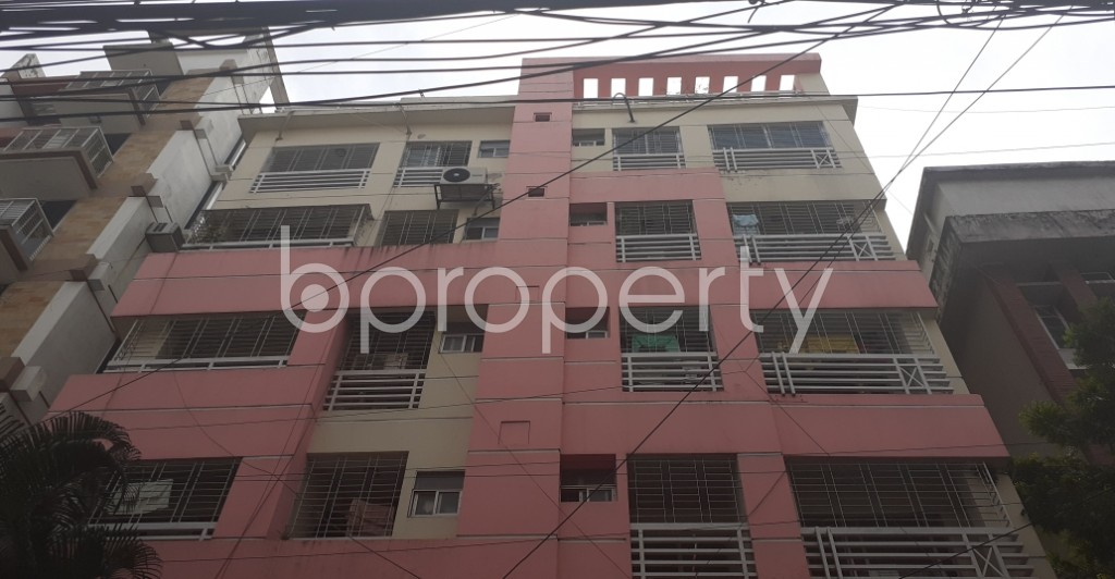Front view - 3 Bed Apartment to Rent in Uttara, Dhaka - 1944305