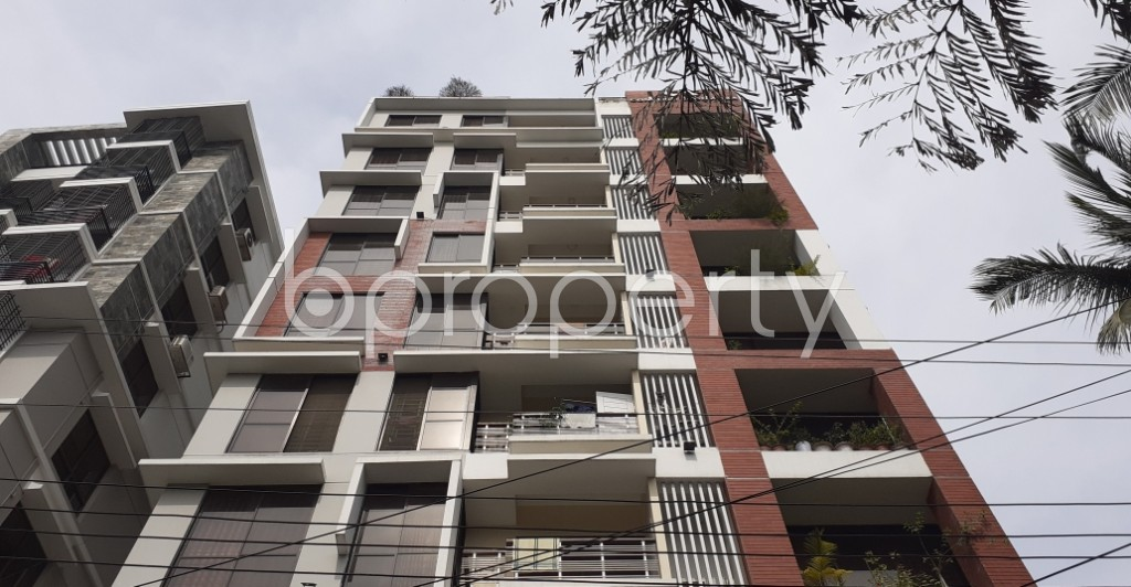 Front view - 3 Bed Apartment to Rent in Uttara, Dhaka - 1944306