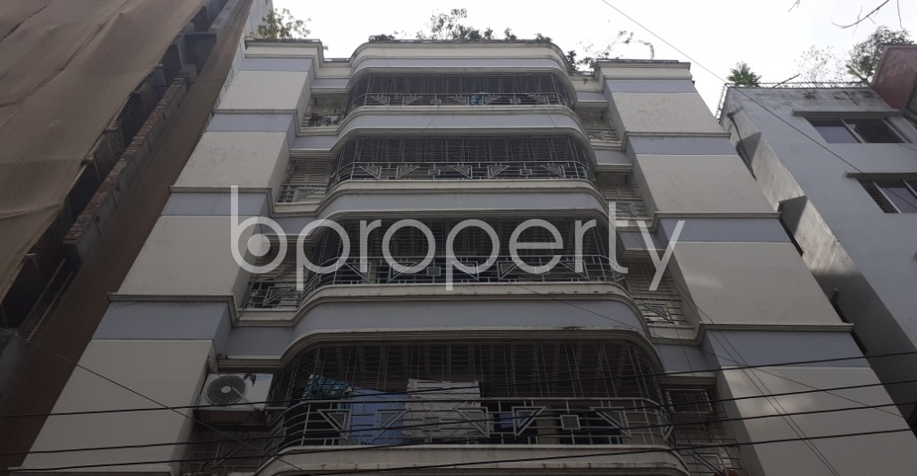 Front view - 3 Bed Apartment to Rent in Uttara, Dhaka - 1944310