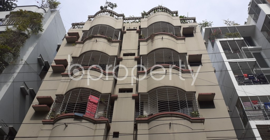 Front view - 2 Bed Apartment to Rent in Uttara, Dhaka - 1944311