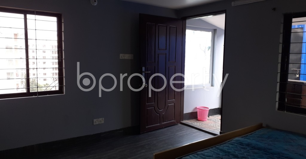Commercial inside - 1 Bed Apartment to Rent in Uttara, Dhaka - 1944321