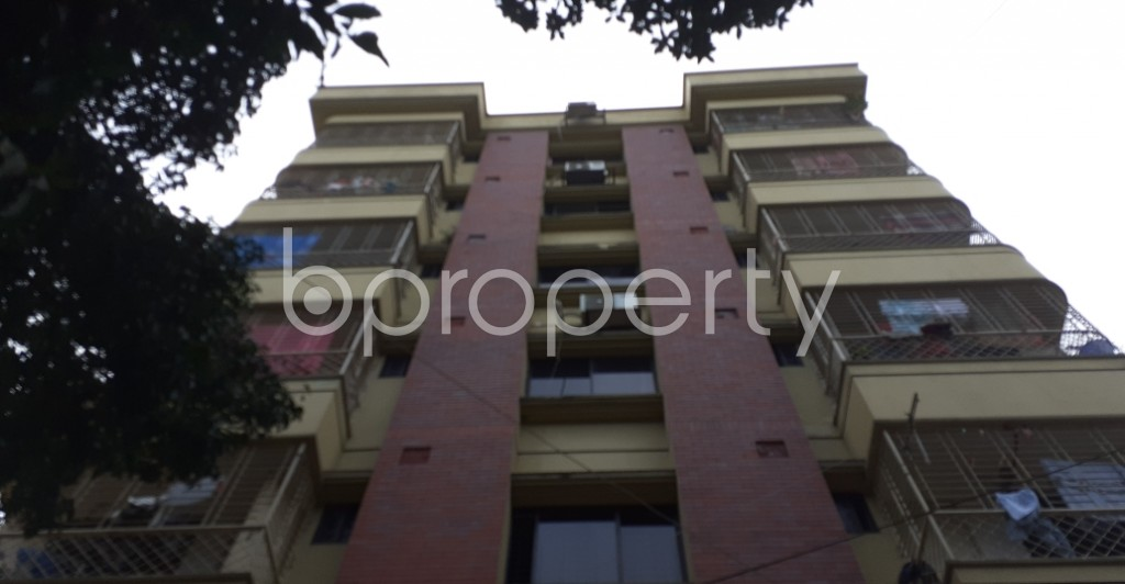 Front view - 3 Bed Apartment to Rent in Uttara, Dhaka - 1944313