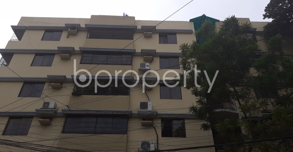 Front view - 3 Bed Apartment for Sale in Dhanmondi, Dhaka - 1944353