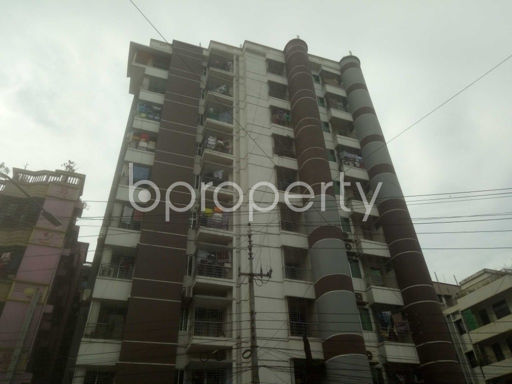 Front view - 3 Bed Apartment to Rent in Mirpur, Dhaka - 1944362