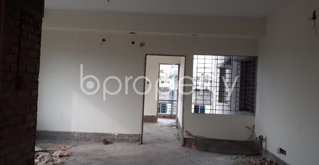 Dining area - 3 Bed Apartment for Sale in Adabor, Dhaka - 1938262