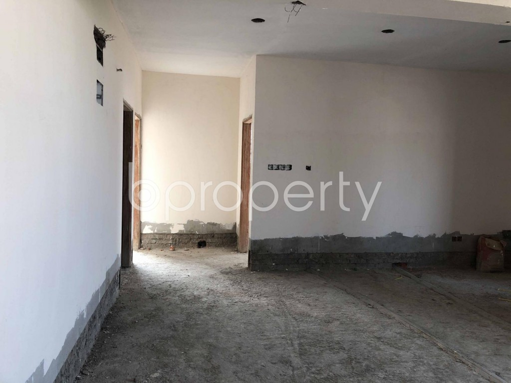 Dining area - 3 Bed Apartment for Sale in Maniknagar, Dhaka - 1937320