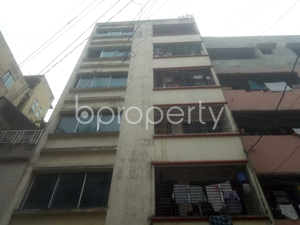 Front view - 1 Bed Apartment to Rent in Mirpur, Dhaka - 1944381