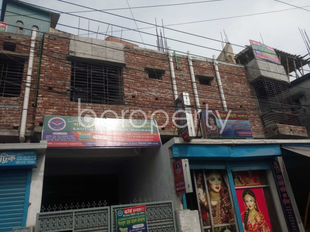 Outside view - Shop to Rent in Khilkhet, Dhaka - 1944389