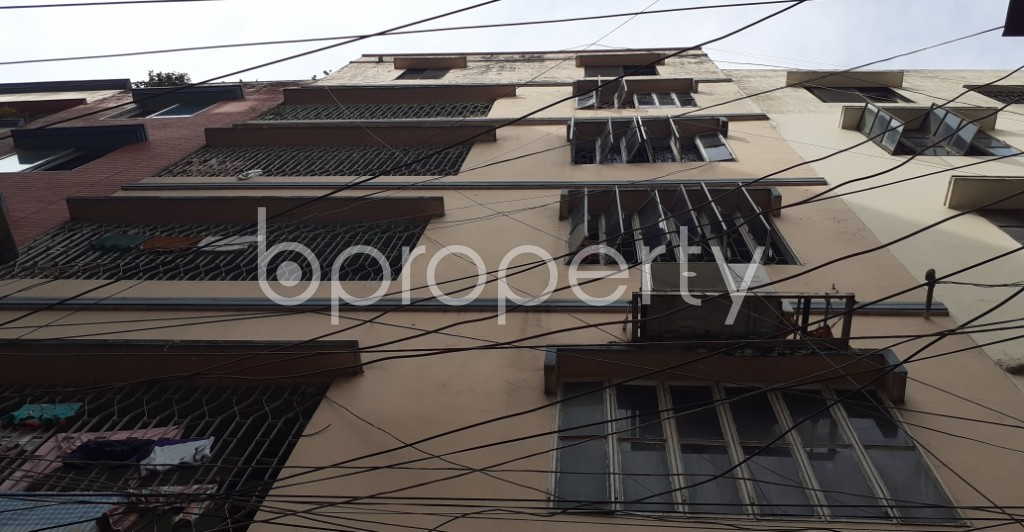 Front view - 2 Bed Apartment to Rent in Mohammadpur, Dhaka - 1944395