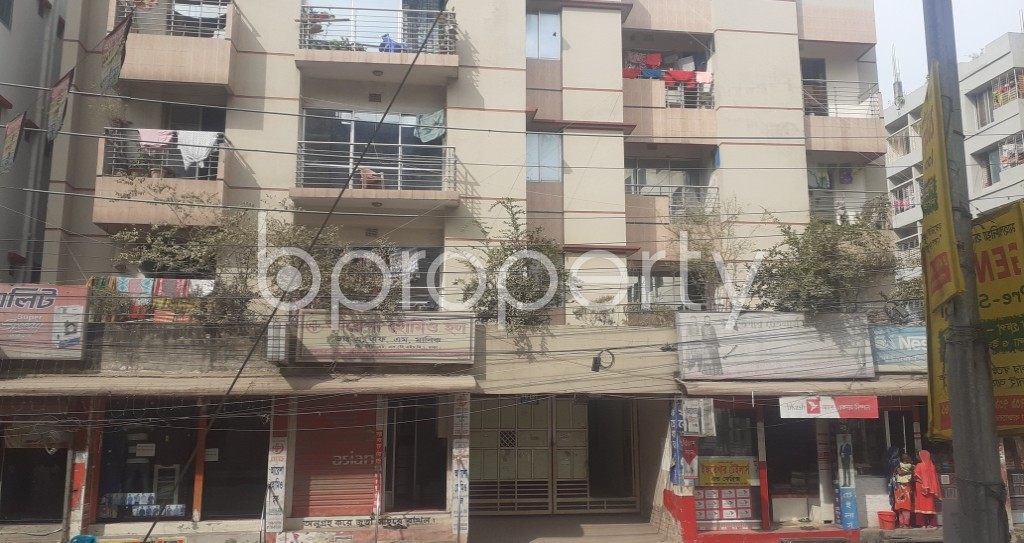 Front view - 2 Bed Apartment to Rent in Mohammadpur, Dhaka - 1944405