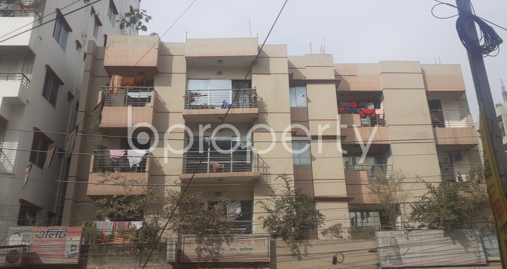 Front view - 2 Bed Apartment to Rent in Mohammadpur, Dhaka - 1944408