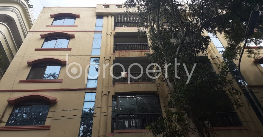 Front view - 4 Bed Apartment to Rent in Gulshan, Dhaka - 1944410
