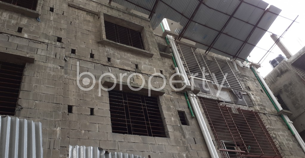 Outside view - 3 Bed Apartment for Sale in Kalabagan, Dhaka - 1944411