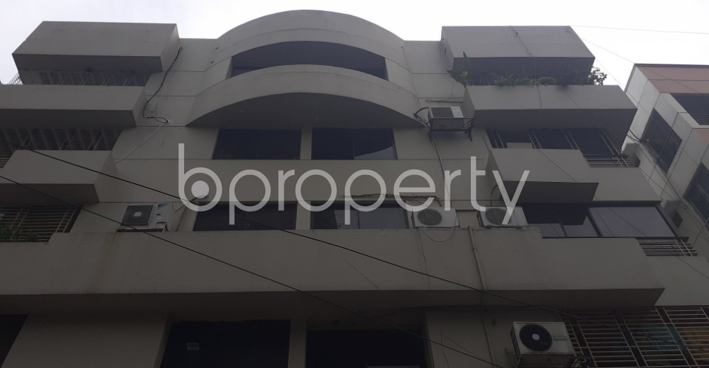 Front view - 3 Bed Apartment to Rent in Gulshan, Dhaka - 1944412