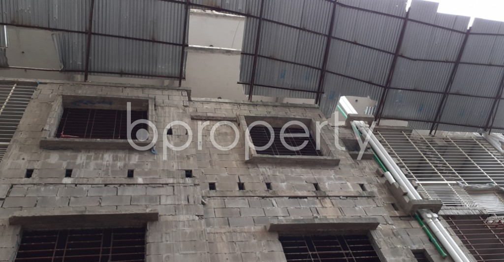 Outside view - 3 Bed Apartment for Sale in Kalabagan, Dhaka - 1944413