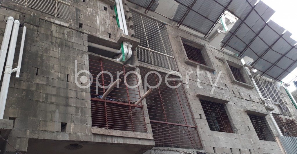 Outside view - 4 Bed Apartment for Sale in Kalabagan, Dhaka - 1944414
