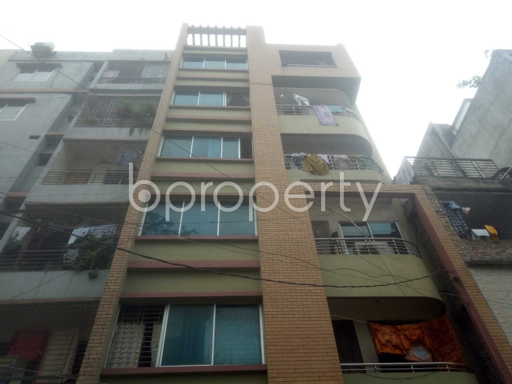 Front view - 2 Bed Apartment to Rent in Mirpur, Dhaka - 1944384