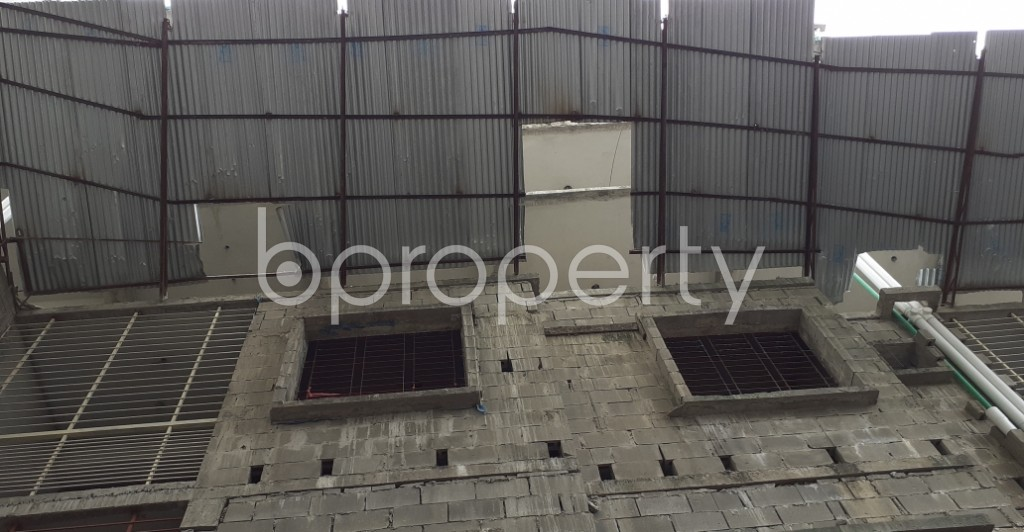 Outside view - 3 Bed Apartment for Sale in Kalabagan, Dhaka - 1944415