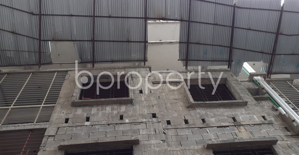 Outside view - 3 Bed Apartment for Sale in Kalabagan, Dhaka - 1944418
