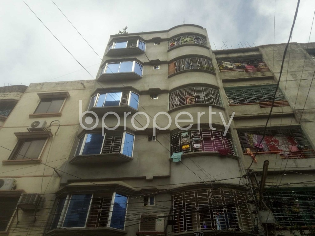 Front view - 2 Bed Apartment to Rent in Mirpur, Dhaka - 1944420