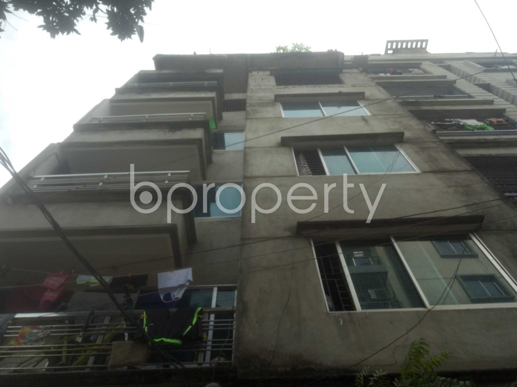Front view - 2 Bed Apartment to Rent in Mirpur, Dhaka - 1944421