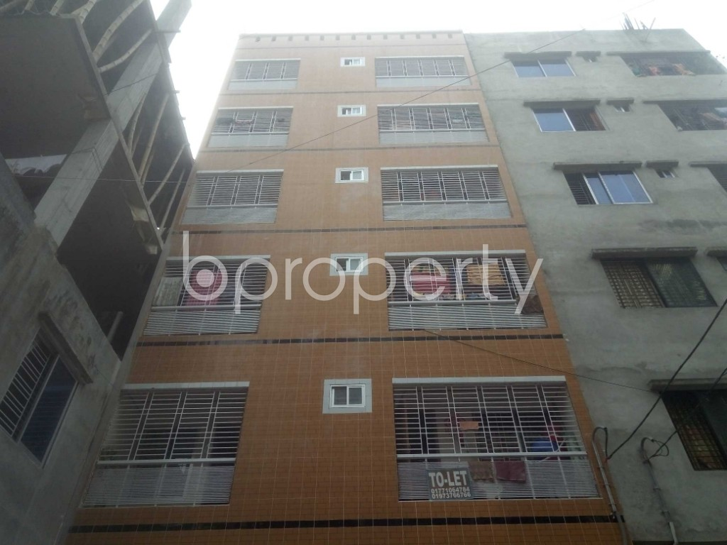 Front view - 1 Bed Apartment to Rent in Mirpur, Dhaka - 1944422