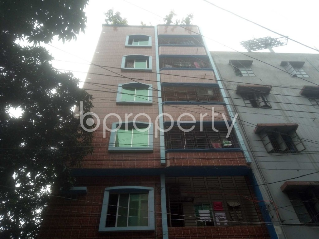 Front view - 2 Bed Apartment to Rent in Mirpur, Dhaka - 1944423