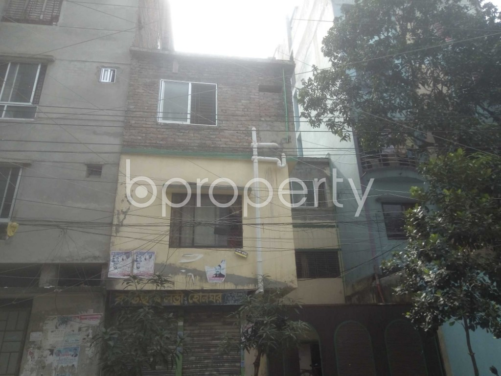Front view - 2 Bed Apartment to Rent in Mirpur, Dhaka - 1944425
