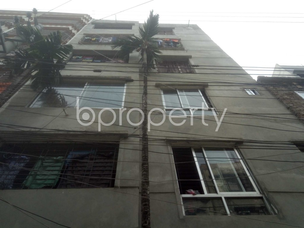 Front view - 2 Bed Apartment to Rent in Mirpur, Dhaka - 1944428
