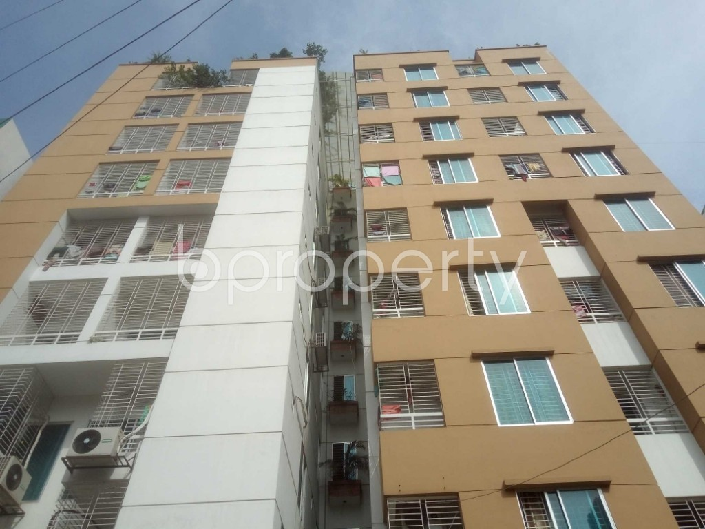 Front view - 2 Bed Apartment to Rent in Mirpur, Dhaka - 1944434