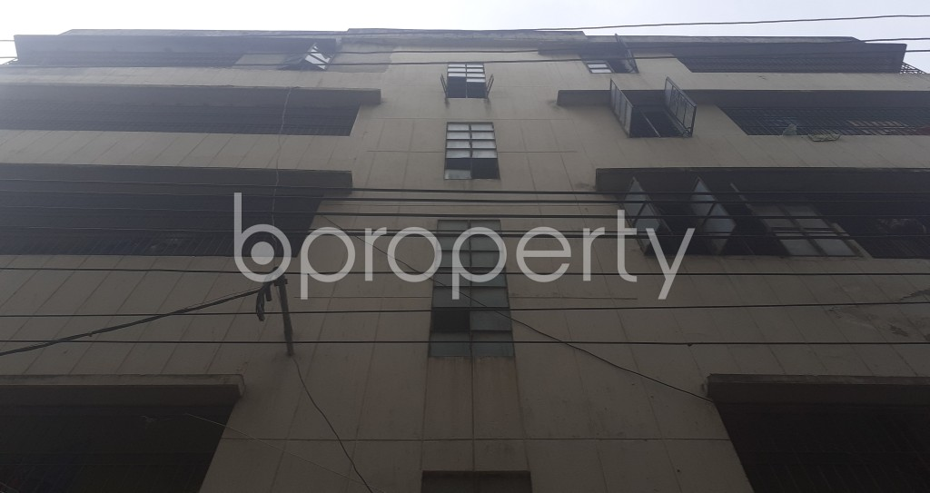 Front view - 2 Bed Apartment to Rent in Mirpur, Dhaka - 1944435