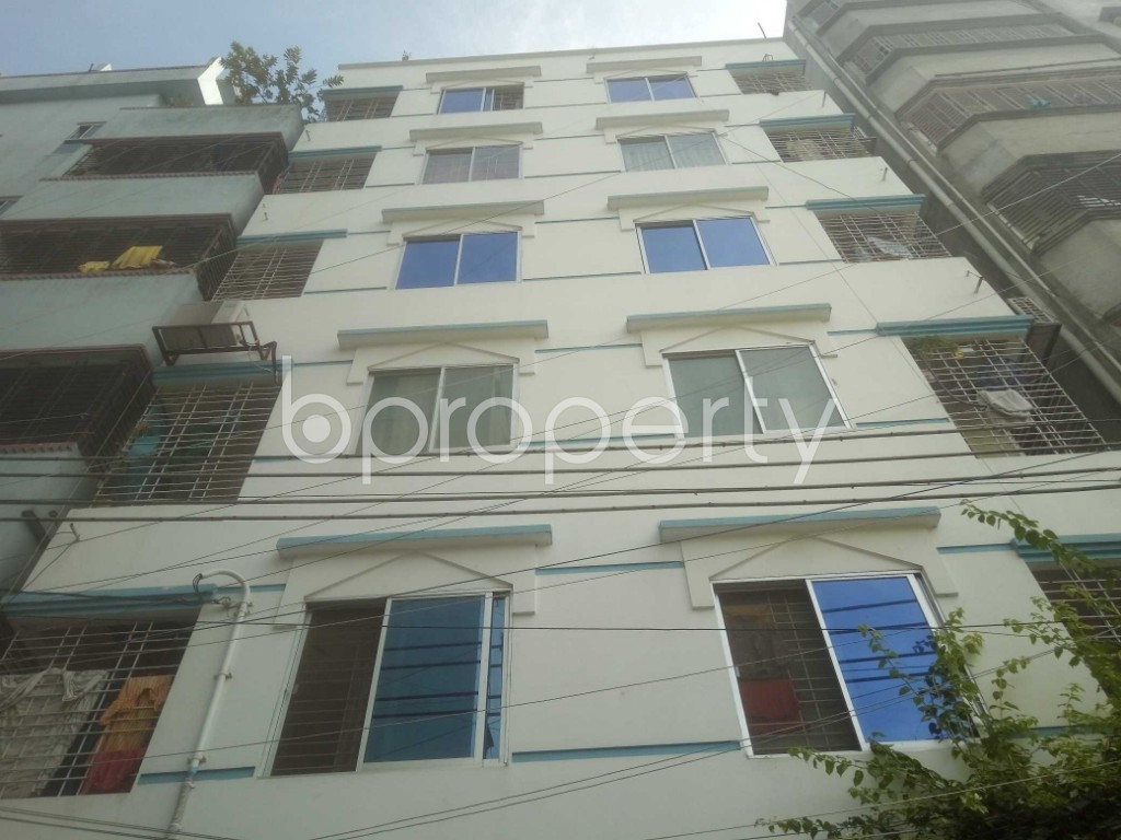 Front view - 2 Bed Apartment to Rent in Mirpur, Dhaka - 1944436