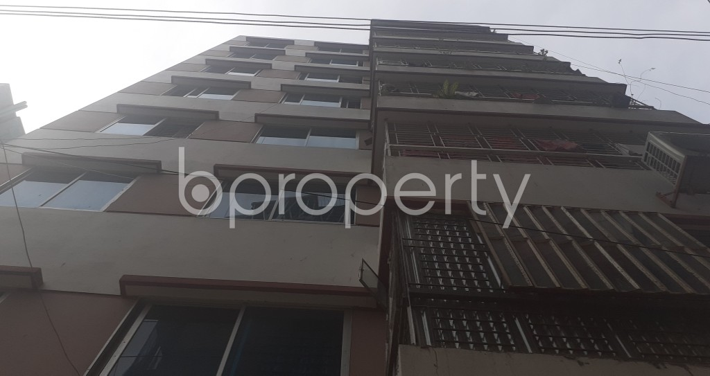Front view - 2 Bed Apartment to Rent in Mirpur, Dhaka - 1944437