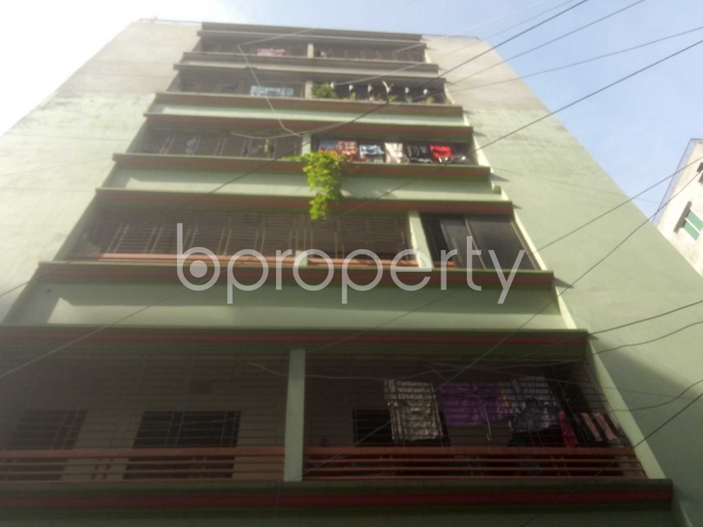 Front view - 2 Bed Apartment to Rent in Mirpur, Dhaka - 1944438