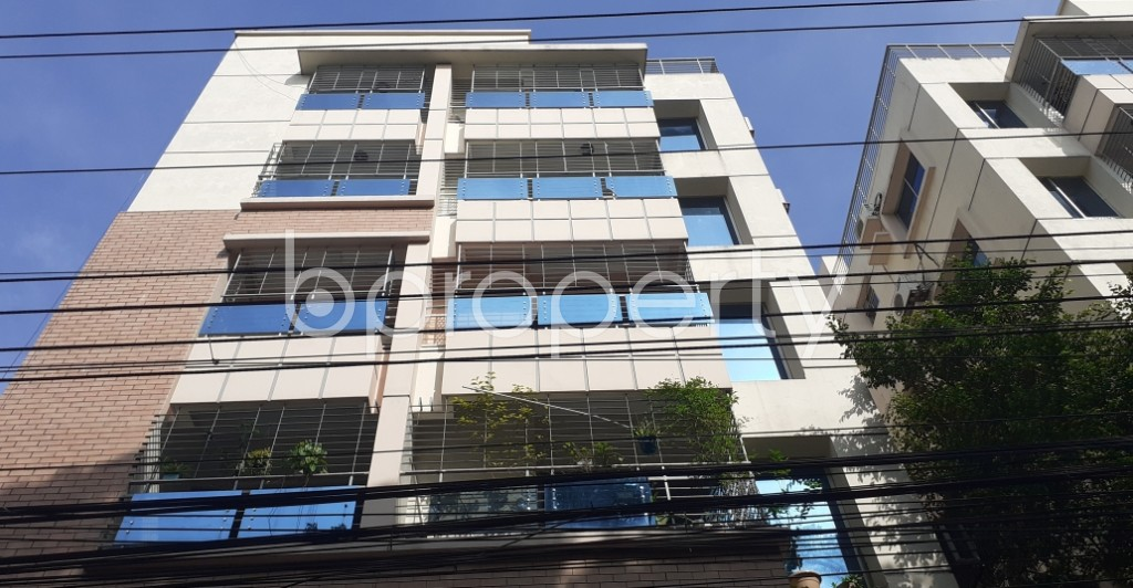 Front view - 3 Bed Apartment to Rent in Gulshan, Dhaka - 1944439