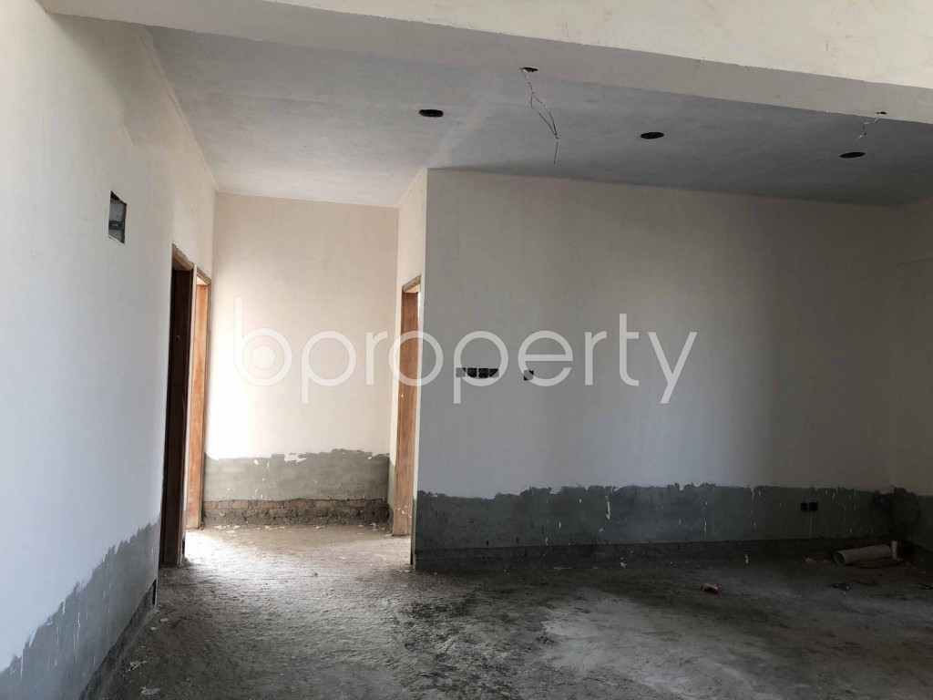 Dining area - 3 Bed Apartment for Sale in Maniknagar, Dhaka - 1937321