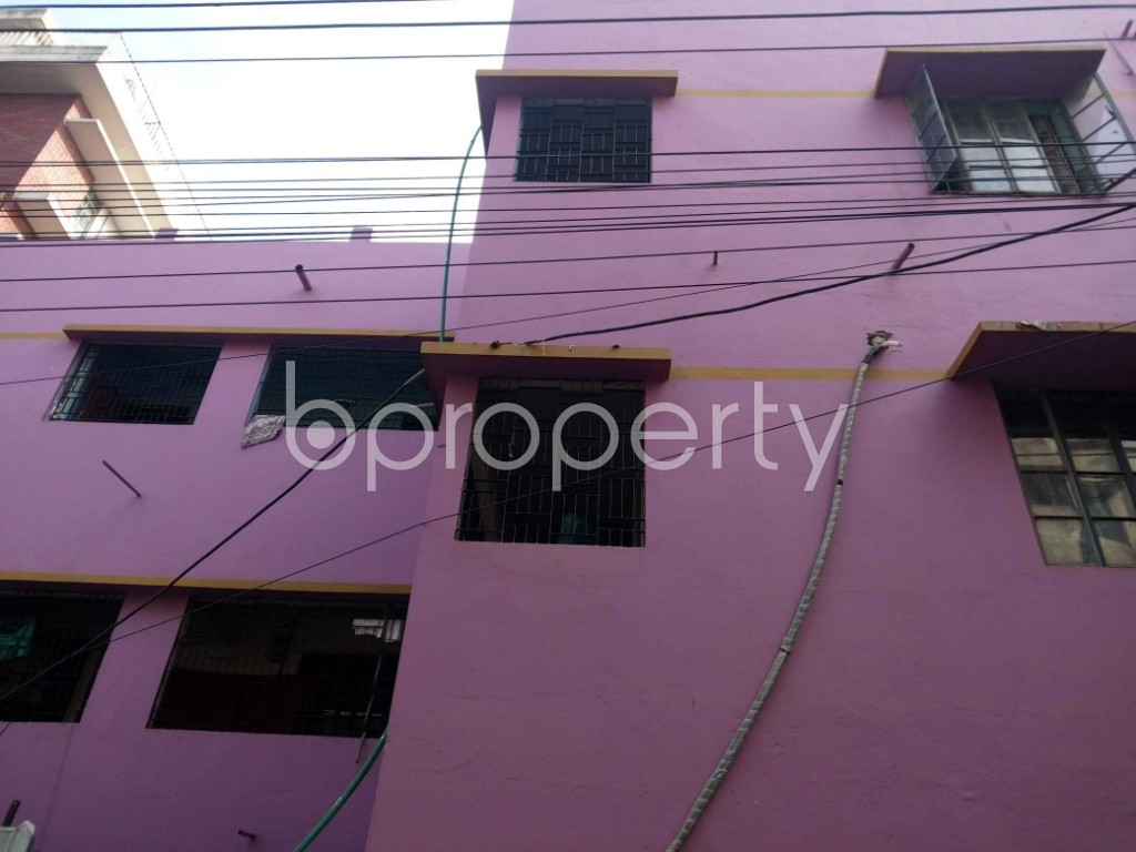 Front view - 3 Bed Apartment to Rent in Halishahar, Chattogram - 1944456