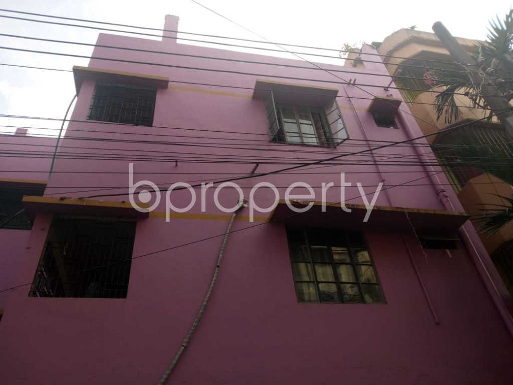 Front view - 3 Bed Apartment to Rent in Halishahar, Chattogram - 1944457
