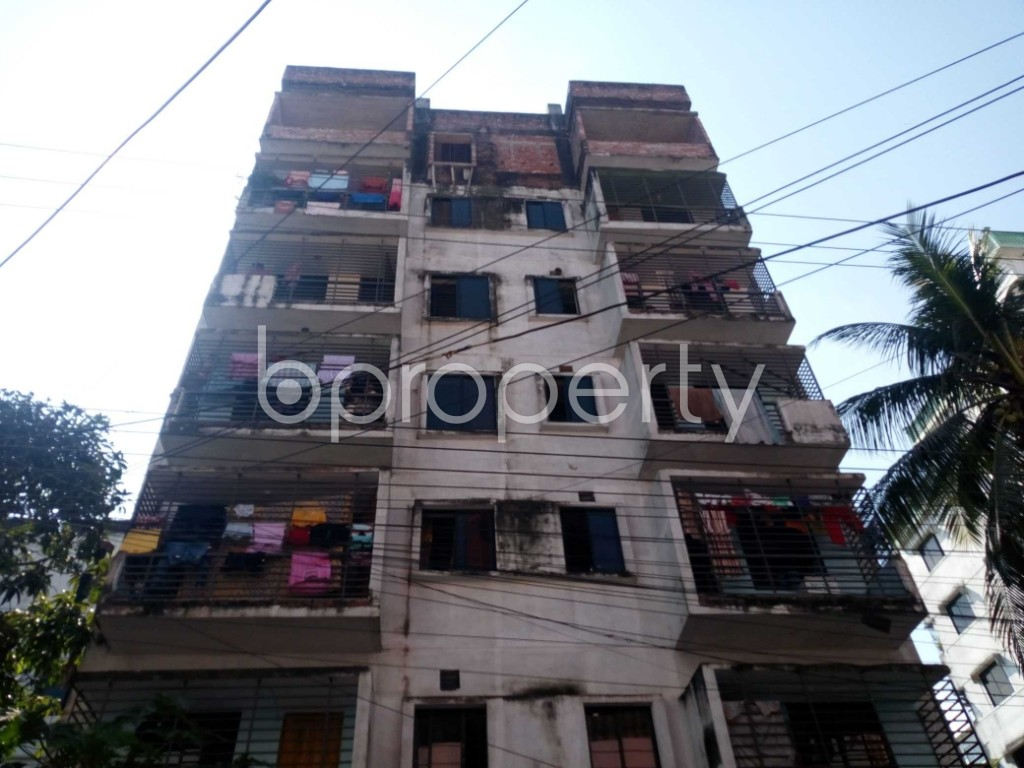 Front view - 2 Bed Apartment to Rent in Halishahar, Chattogram - 1944462