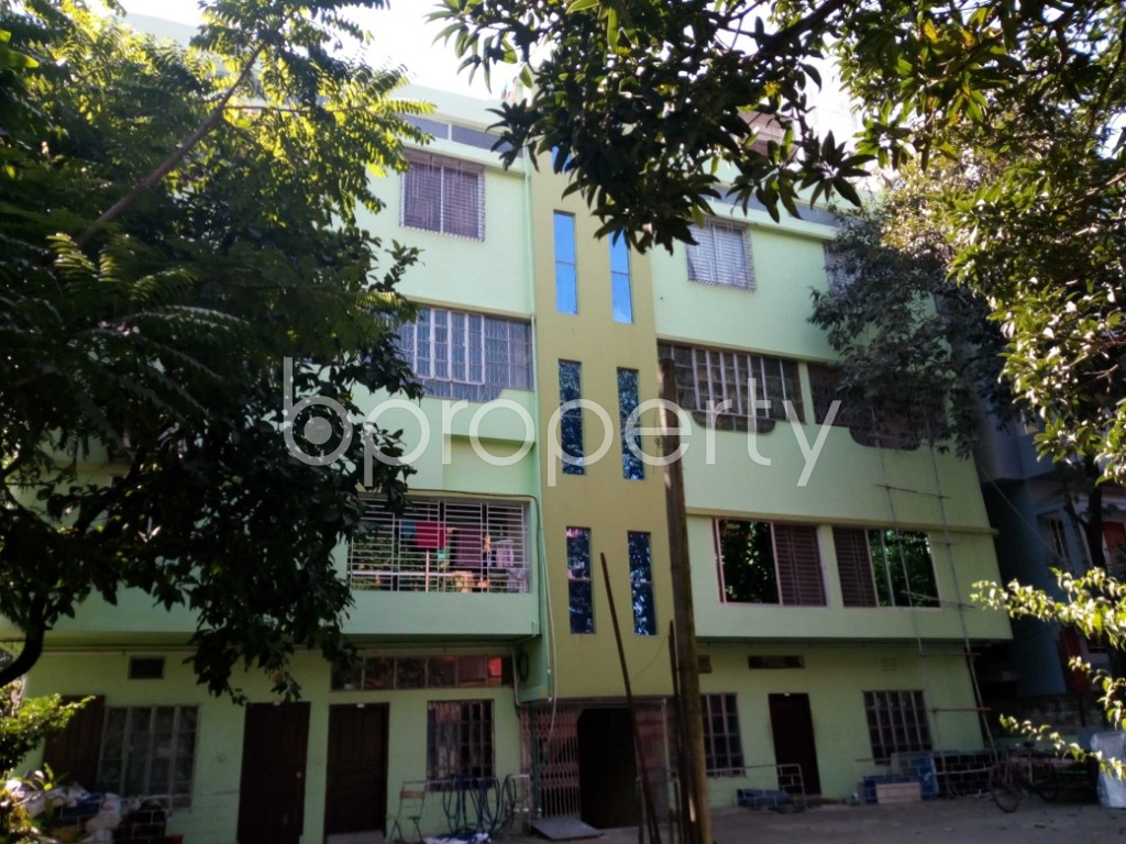 Front view - 3 Bed Apartment to Rent in Halishahar, Chattogram - 1944464