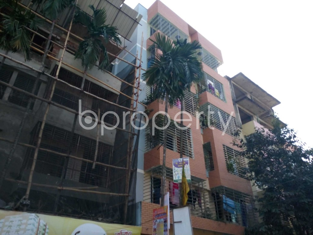 Front view - 3 Bed Apartment to Rent in Halishahar, Chattogram - 1944465