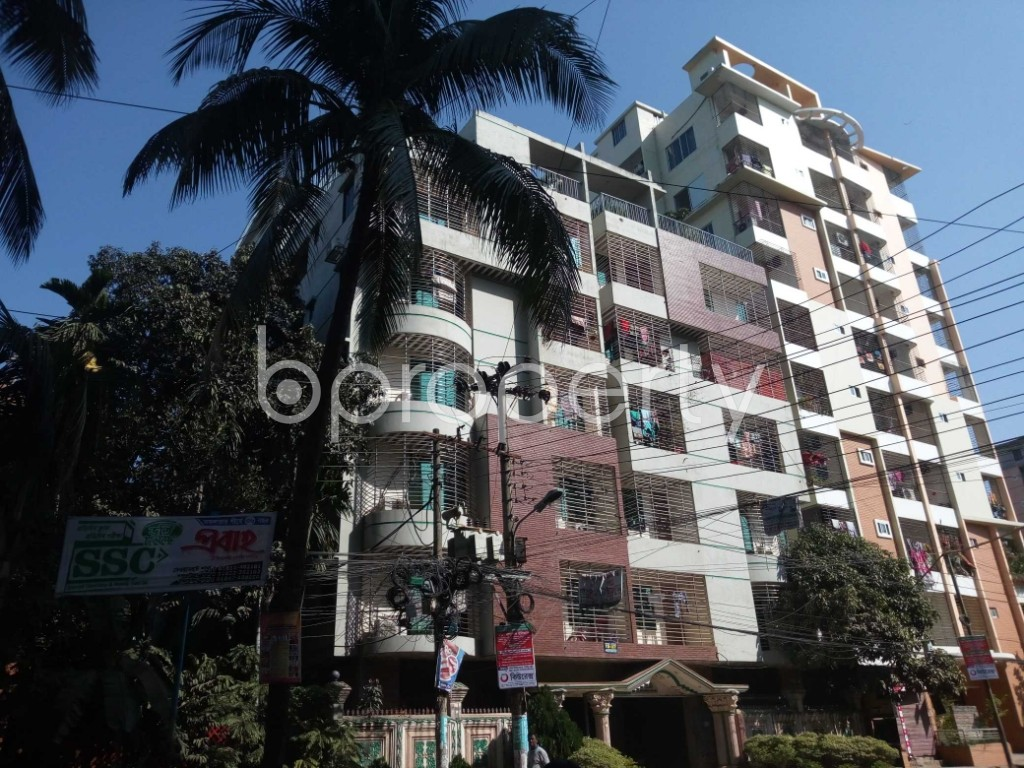 Front view - 2 Bed Apartment to Rent in Halishahar, Chattogram - 1944466