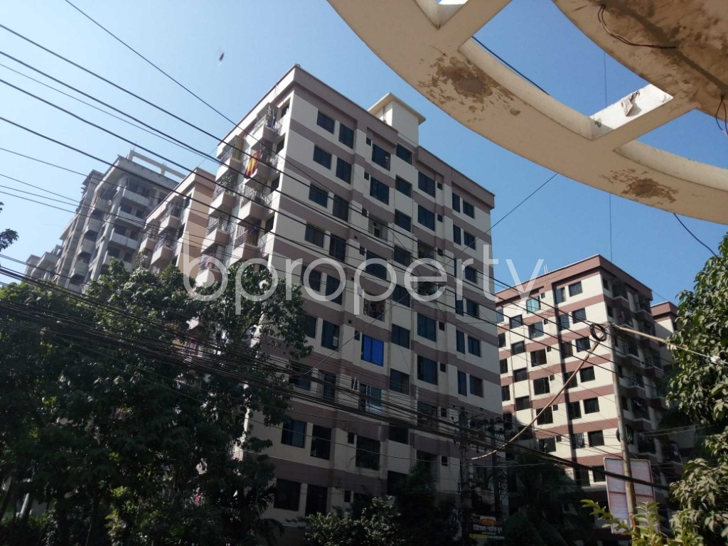 Front view - 3 Bed Apartment to Rent in Halishahar, Chattogram - 1944467
