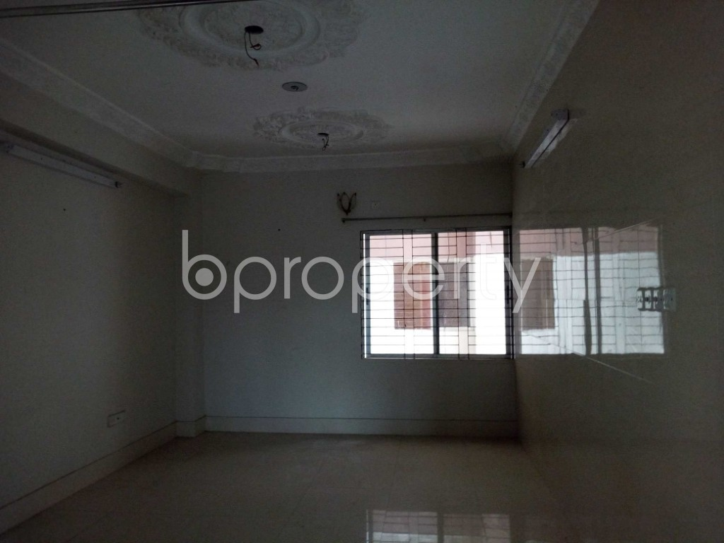 Dining area - 3 Bed Apartment to Rent in Halishahar, Chattogram - 1944470