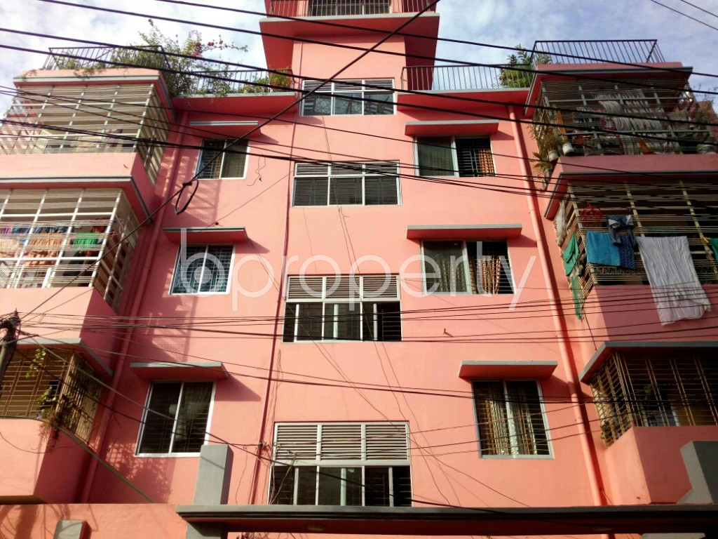 Outside view - 2 Bed Apartment to Rent in Bayazid, Chattogram - 1944471