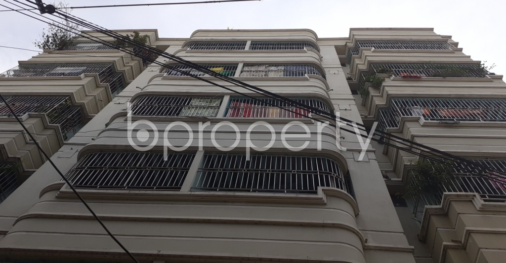 Front view - 2 Bed Apartment to Rent in Double Mooring, Chattogram - 1944484